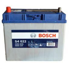 Аккумулятор Bosch S4 Silver 45Ah 330A L+ (S4 022)