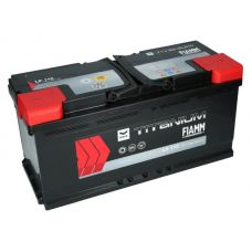 Аккумулятор FIAMM Black Titanium 110Ah EN 950A R+