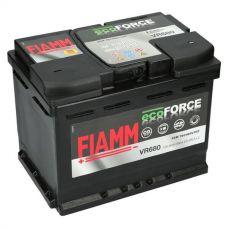 Аккумулятор FIAMM Ecoforce AGM 60Ah EN 680A R+