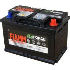 Аккумулятор FIAMM Ecoforce AGM 70Ah EN 760A R+
