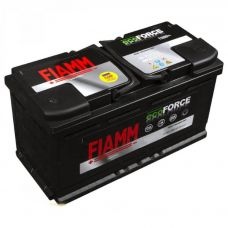 Аккумулятор FIAMM Ecoforce AGM 90Ah EN 900A R+