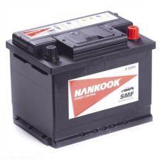 Аккумулятор HANKOOK (MF56219) 6СТ-62Ah 540А R+