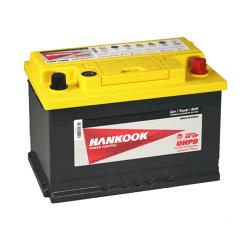 Аккумулятор HANKOOK (UMF 57800) 6СТ-78Ah 780А R+