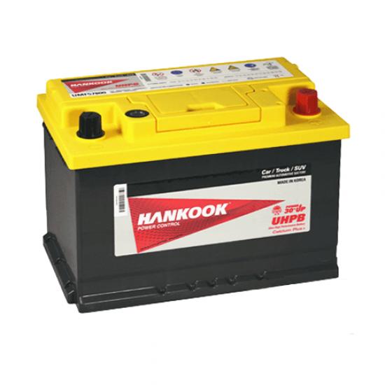 Аккумулятор HANKOOK (UMF 57800) 6СТ-78Ah R+