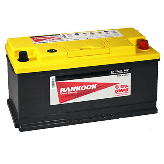 Аккумулятор HANKOOK (UMF 60500) 6СТ-105Ah R+