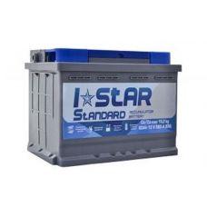 Аккумулятор I STAR Standard 60Ah 580A (EN) R+