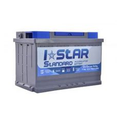 Аккумулятор I STAR Standard 77Ah 760A (EN) R+