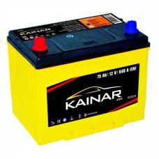 Аккумулятор Kainar 75Ah EN 640A L+ Asia