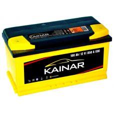 Аккумулятор Kainar Standart+ 100Ah EN 850A L+