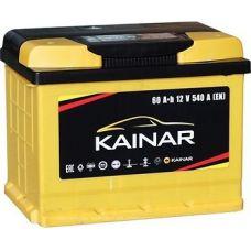 Аккумулятор Kainar Standart+ 60Ah EN 540A L+