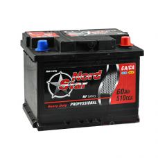 Аккумулятор NORD STAR ECONOMY 60Ah 510A R+