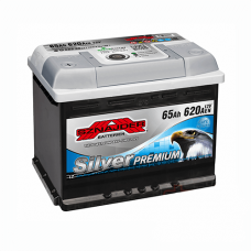 Аккумулятор SZNAJDER Silver Premium 65Ah EN 620A L+