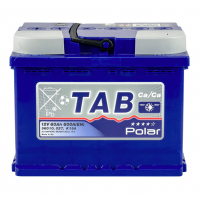 Аккумулятор TAB Polar Blue 6CT-60Ah 600A R+