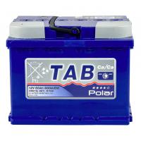 Аккумулятор TAB Polar Blue 6CT-60Ah 600A L+