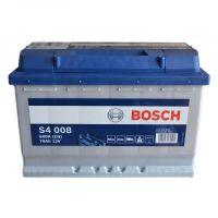 Аккумулятор Bosch S4 Silver 74Ah 680A R+ (S4 008)