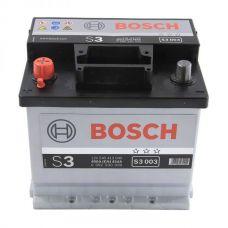 Аккумулятор Bosch S3 45Ah 400A L+ (S3 003)