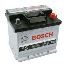 Аккумулятор Bosch S3 45Ah 400A R+ (S3 002)