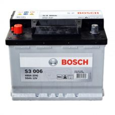 Аккумулятор Bosch S3 56Ah 480A L+ (S3 006)