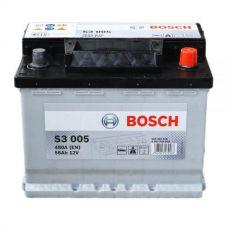 Аккумулятор Bosch S3 56Ah 480A R+ (S3 005)