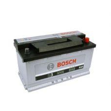 Аккумулятор Bosch S3 90Ah 720A R+ (S3 013)
