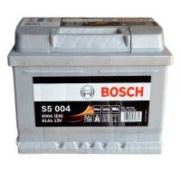 Аккумулятор Bosch S5 Silver Plus 61Ah 600A R+ (S5 004)
