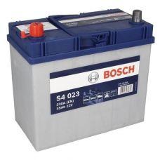Аккумулятор Bosch S4 Silver 45Ah 330A L+ (S4 023)