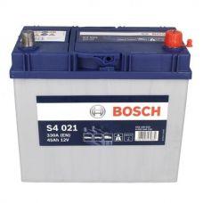 Аккумулятор Bosch S4 Silver 45Ah 330A R+ (S4 021)