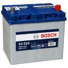 Аккумулятор Bosch S4 Silver 60Ah 540A R+ (S4 024)
