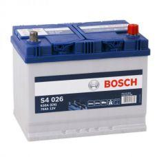 Аккумулятор Bosch S4 Silver 70Ah 630A R+ (S4 026)