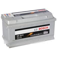 Аккумулятор Bosch S5 Silver Plus 100Ah 830A R+ (S5 013)