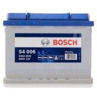 Аккумулятор Bosch S4 Silver 60Ah 540A L+ (S40 06)