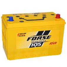 Аккумулятор Forse JP 6СТ-105Ah 850A R+ Asia