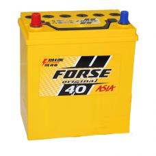 Аккумулятор Forse JP 6СТ-40Ah 320A L+ Asia