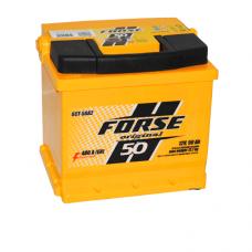 Аккумулятор Forse Original 6СТ-50Ah 480A L+