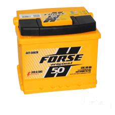Аккумулятор Forse Original 6СТ-50Ah 510A R+