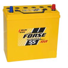 Аккумулятор Forse JP 6СТ-55Ah 480A R+ Asia