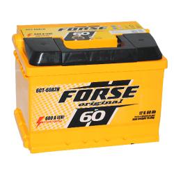 Аккумулятор Forse Original 6СТ-60Ah 600A L+