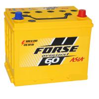 Аккумулятор Forse JP 6СТ-60Ah 600A R+ Asia