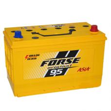 Аккумулятор Forse JP 6СТ-95Ah 830A R+ Asia
