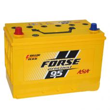 Аккумулятор Forse JP 6СТ-95Ah 830A L+ Asia