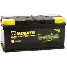 Аккумулятор MORATTI kamina 110Ah 1000A R+