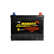 Аккумулятор MORATTI JIS 75Ah 700A L+ Asia
