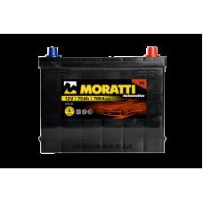 Аккумулятор MORATTI JIS 75Ah 700A R+ Asia