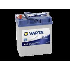 Аккумулятор VARTA Blue Dynamic 40Ah 330A L+ (A15)