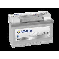 Аккумулятор VARTA Silver Dynamic 74Ah 750A R+ (E38)